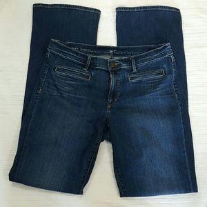 Loft Modern Fit Tall Straight Leg Jeans